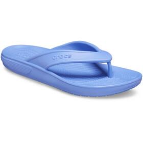 Crocs Classic II Sandalias de Piel, azul